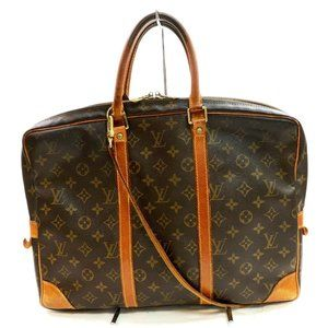 Auth Louis Vuitton Porte Documents #4154L18